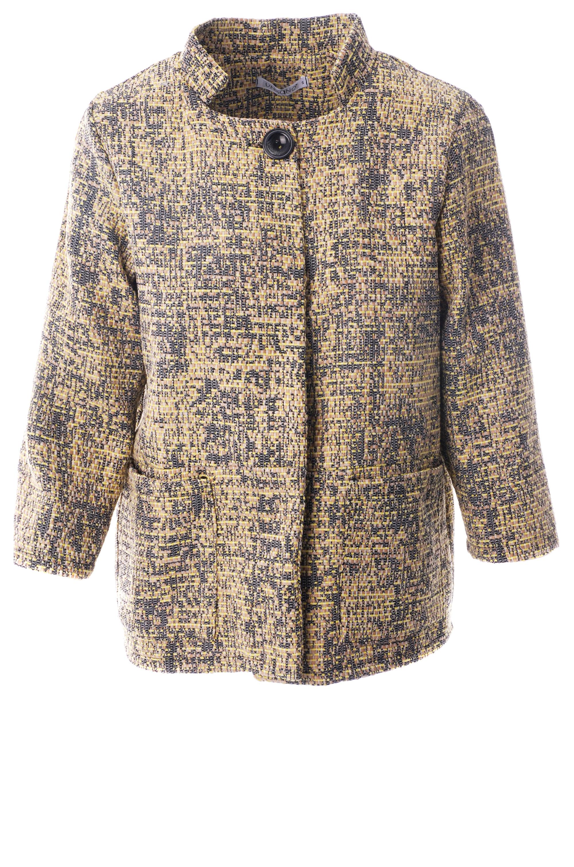Płaszcz materiałowy - 34-3803 CELES - Unisono