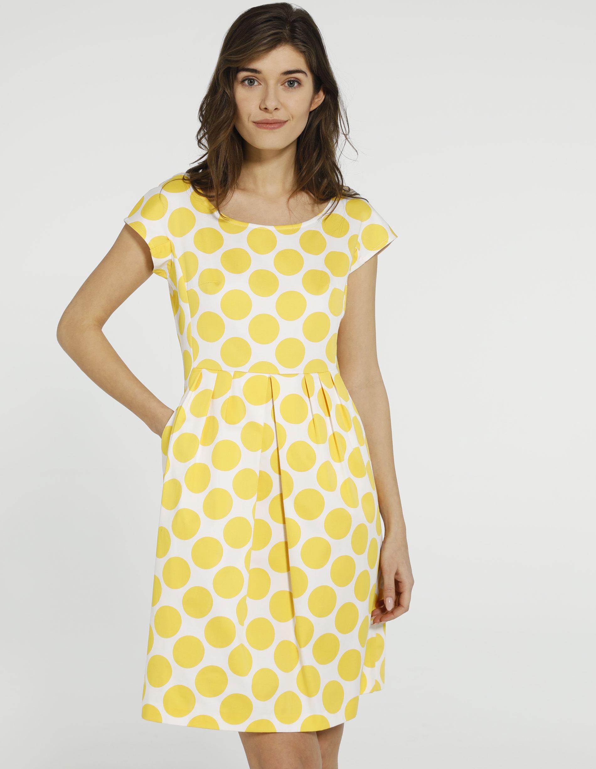 Sukienka - Q51A129 BI-GI - Unisono
