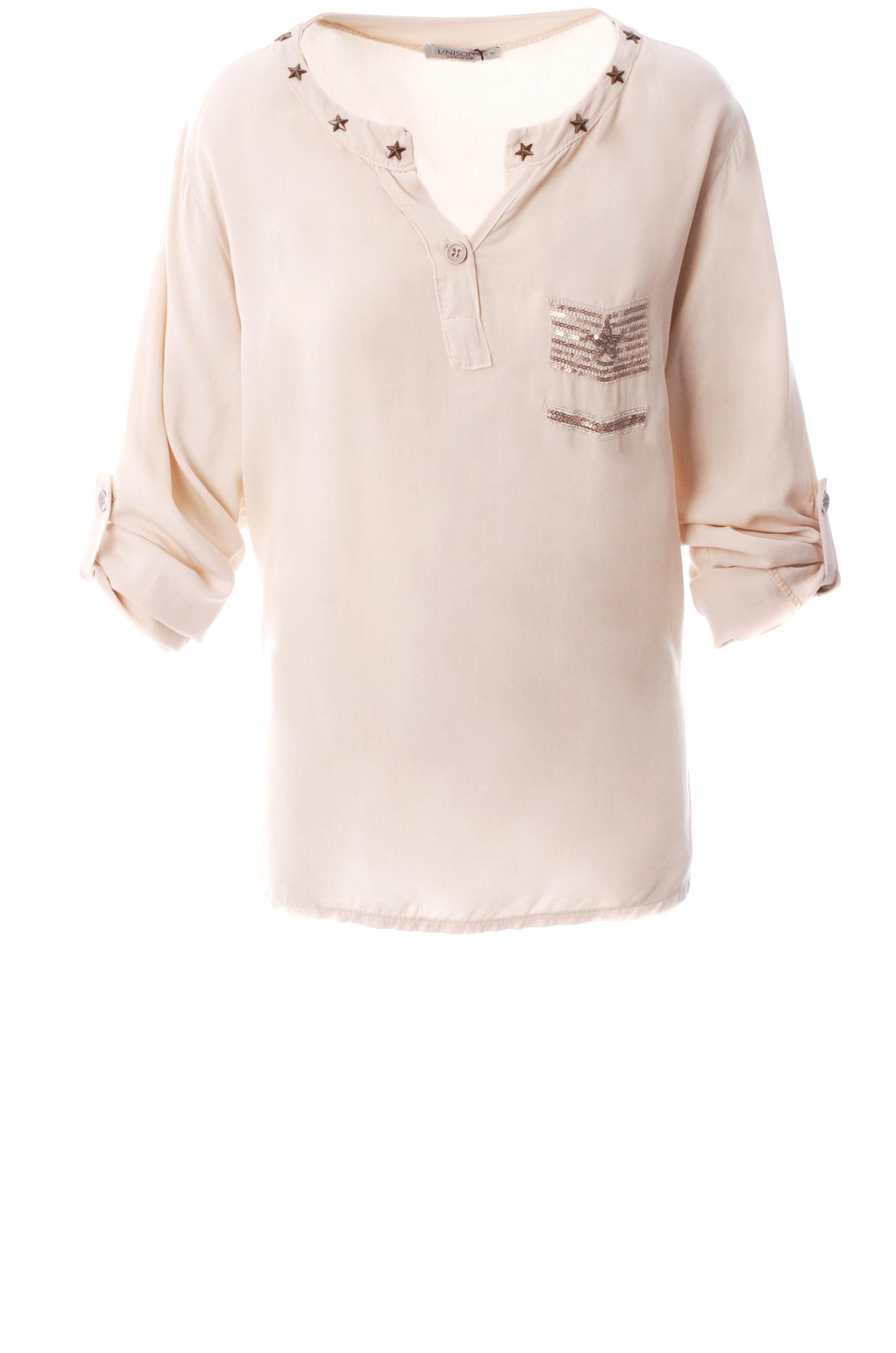 Koszula - 41-7059-1 BEI - Unisono