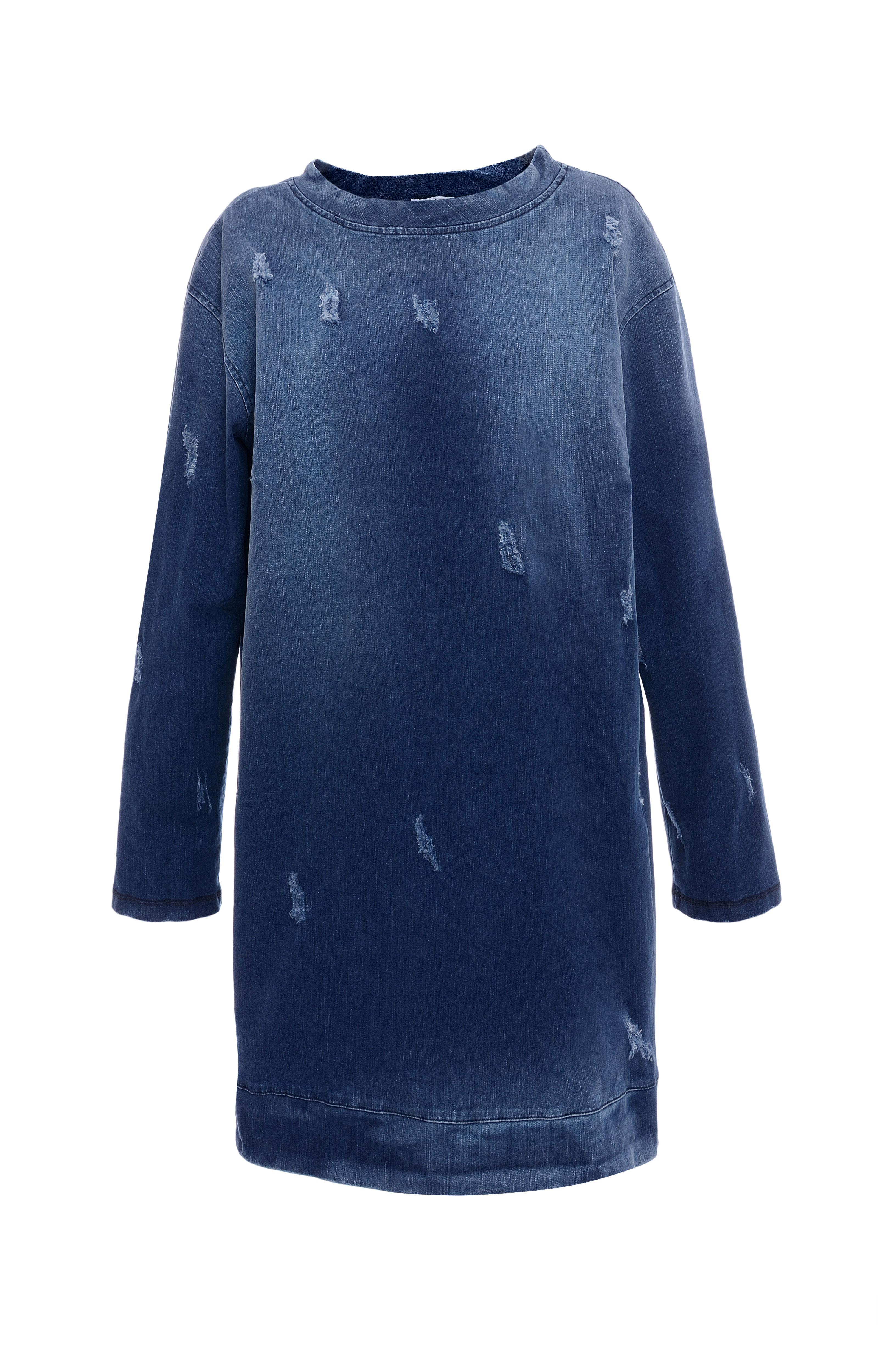 Sukienka - 17-14138 JEAN - Unisono