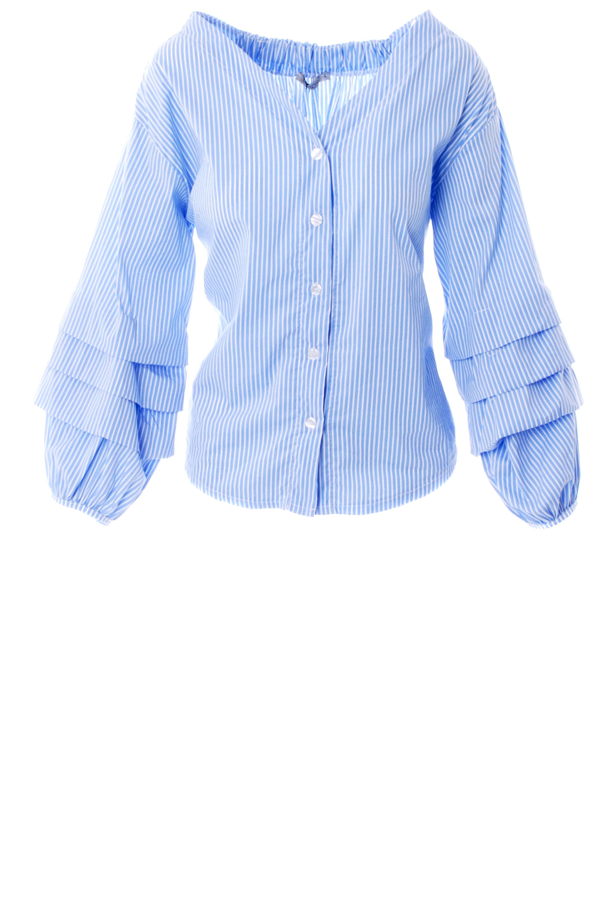 Koszula - 90-6989 BI-CE - Unisono
