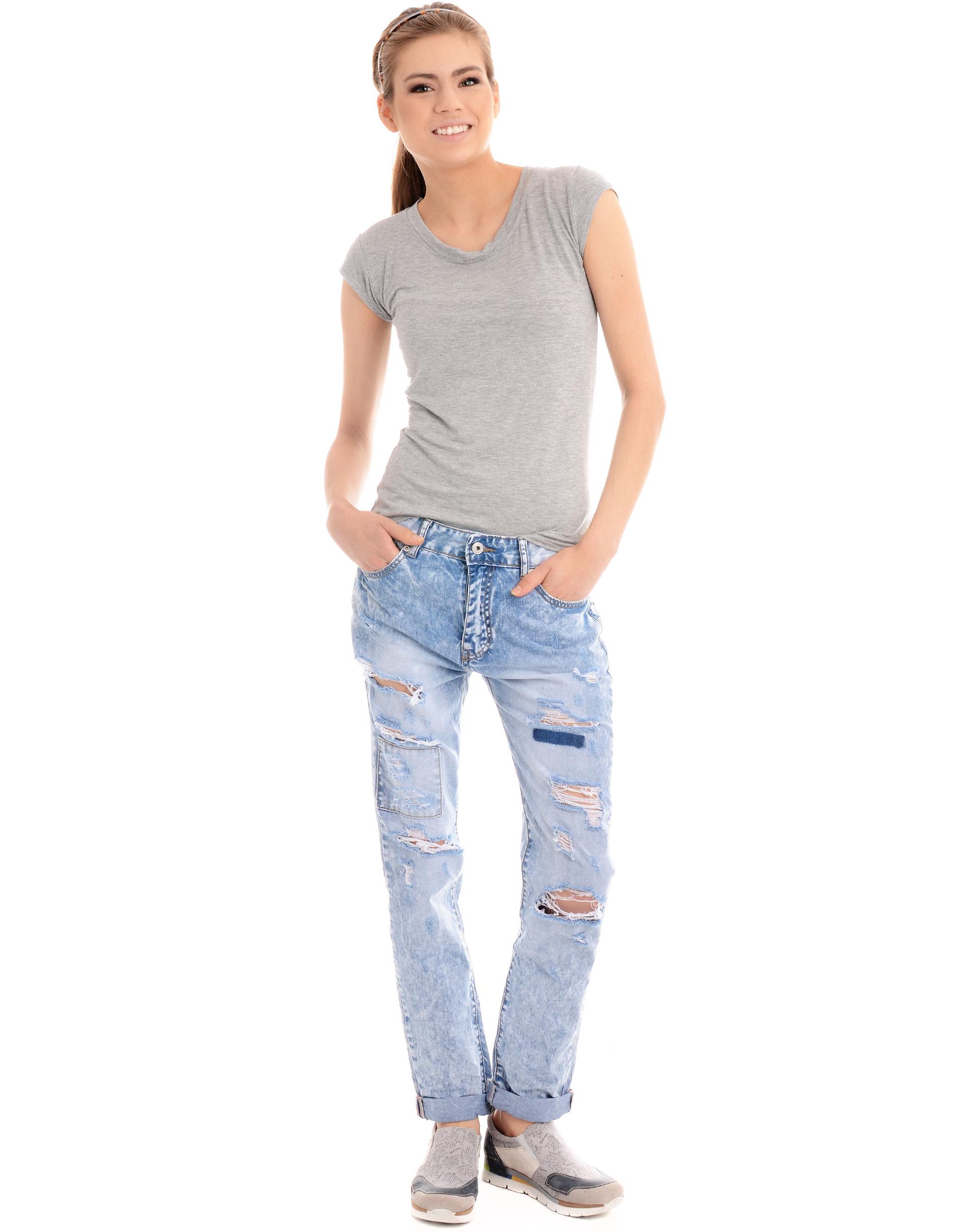 Spodnie - 92-ML1322 JEA - Unisono