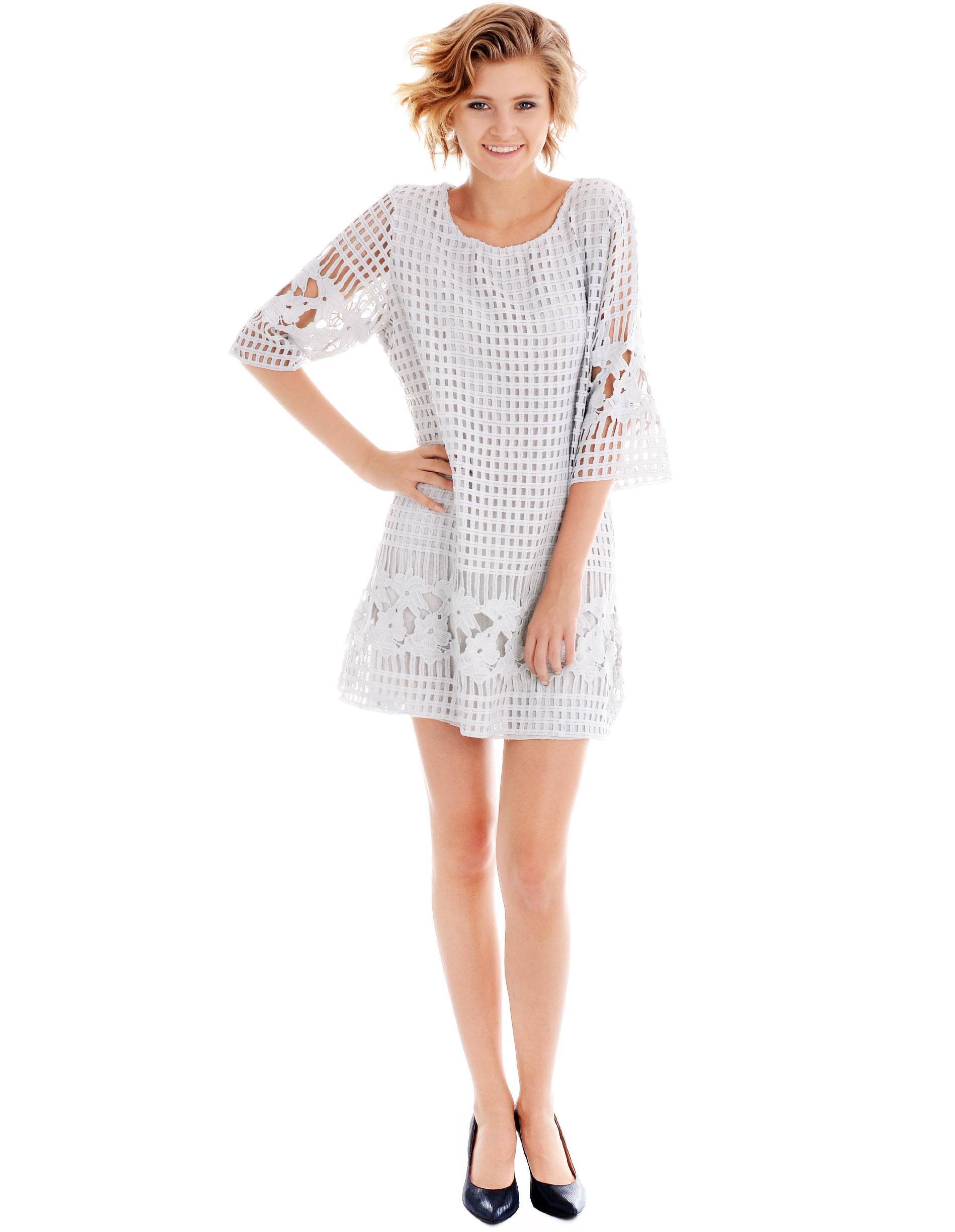 Sukienka - 104-5589 PERL - Unisono