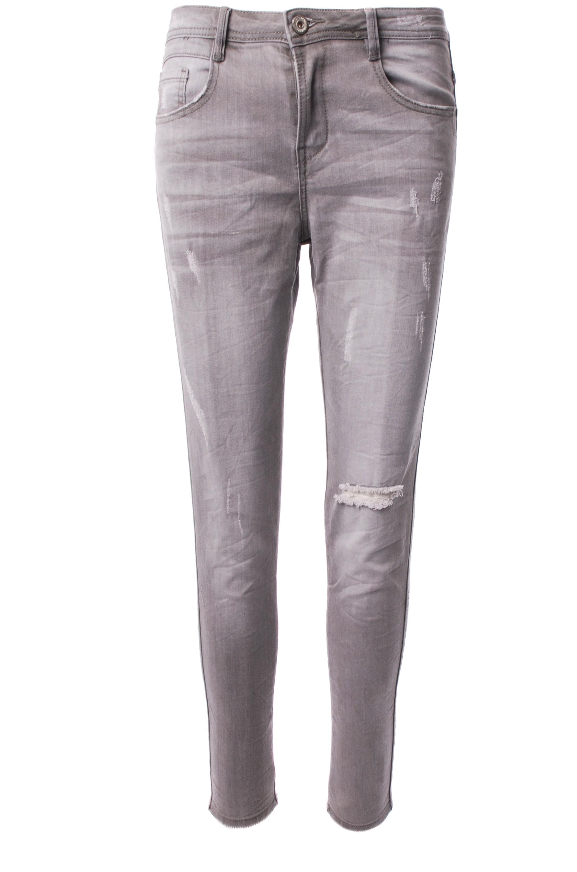 Spodnie - 42-272 GRI CH - Unisono