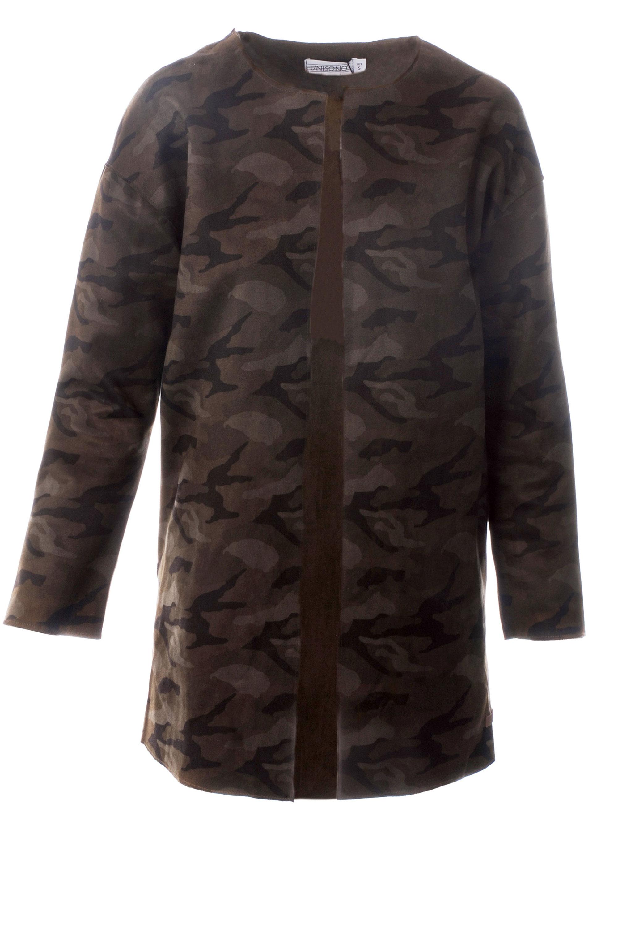 Płaszcz materiałowy - 88-251102 MIL - Unisono