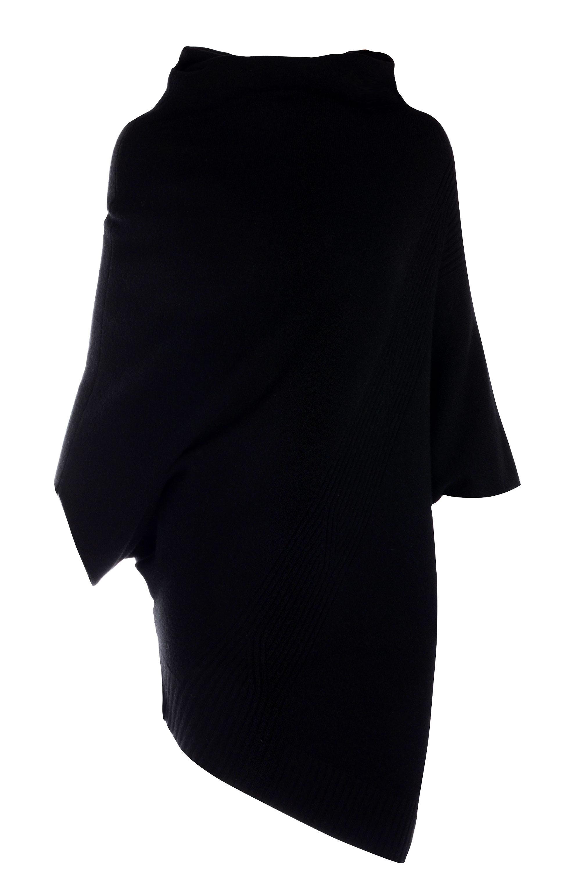 Sweter - 79-298 NERO - Unisono