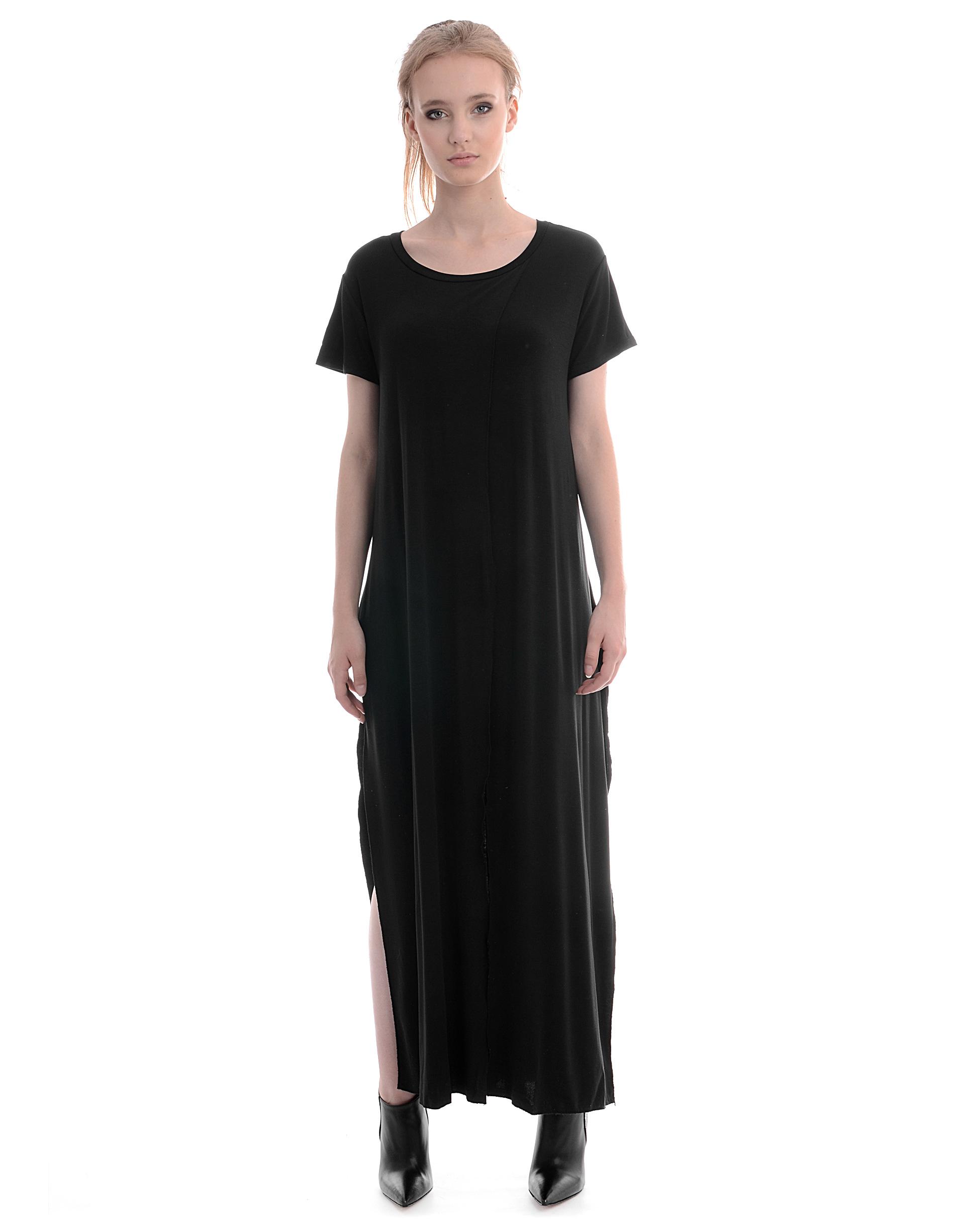 Sukienka - 51249 NERO - Unisono