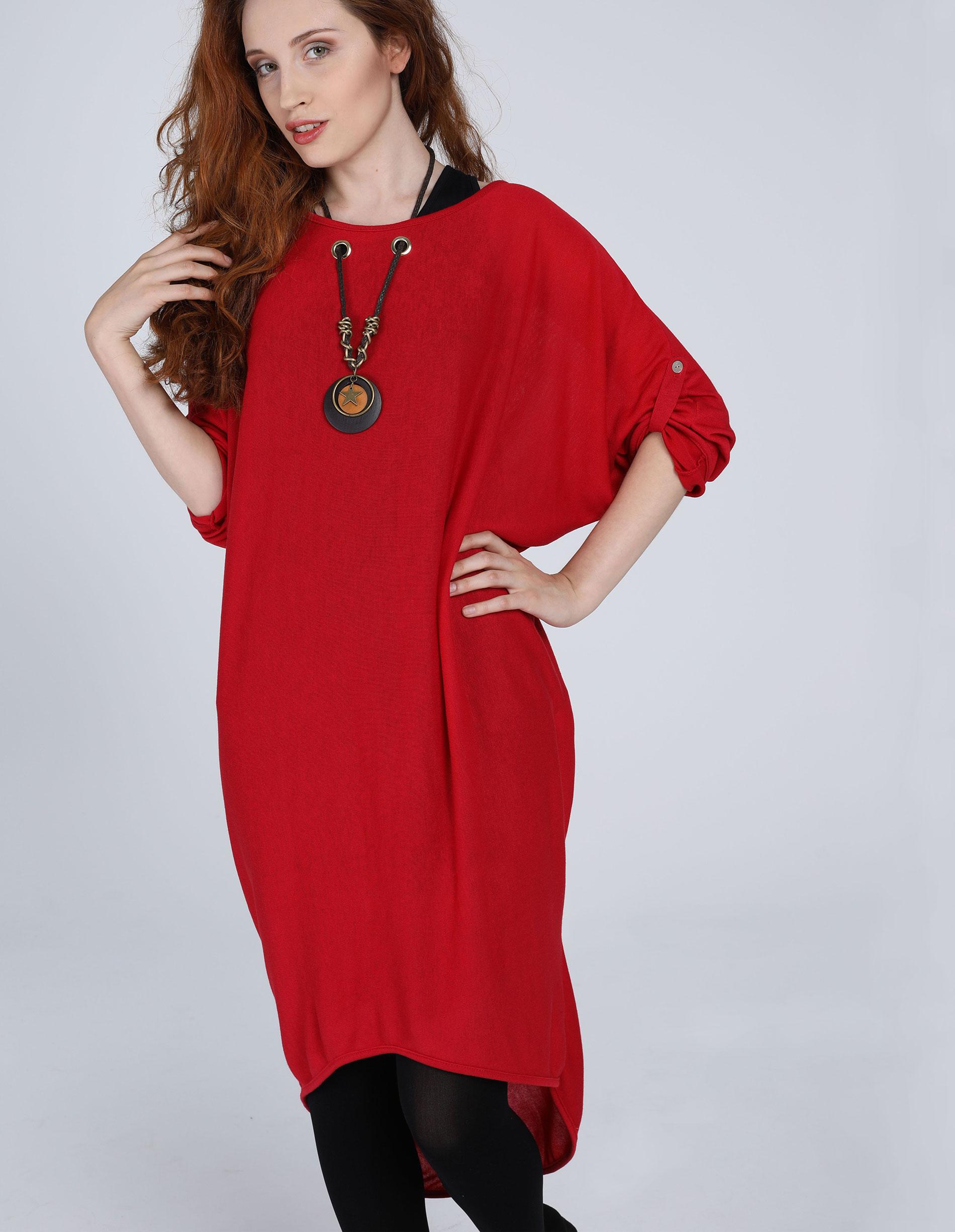 Sukienka - 65-6115M ROSS - Unisono