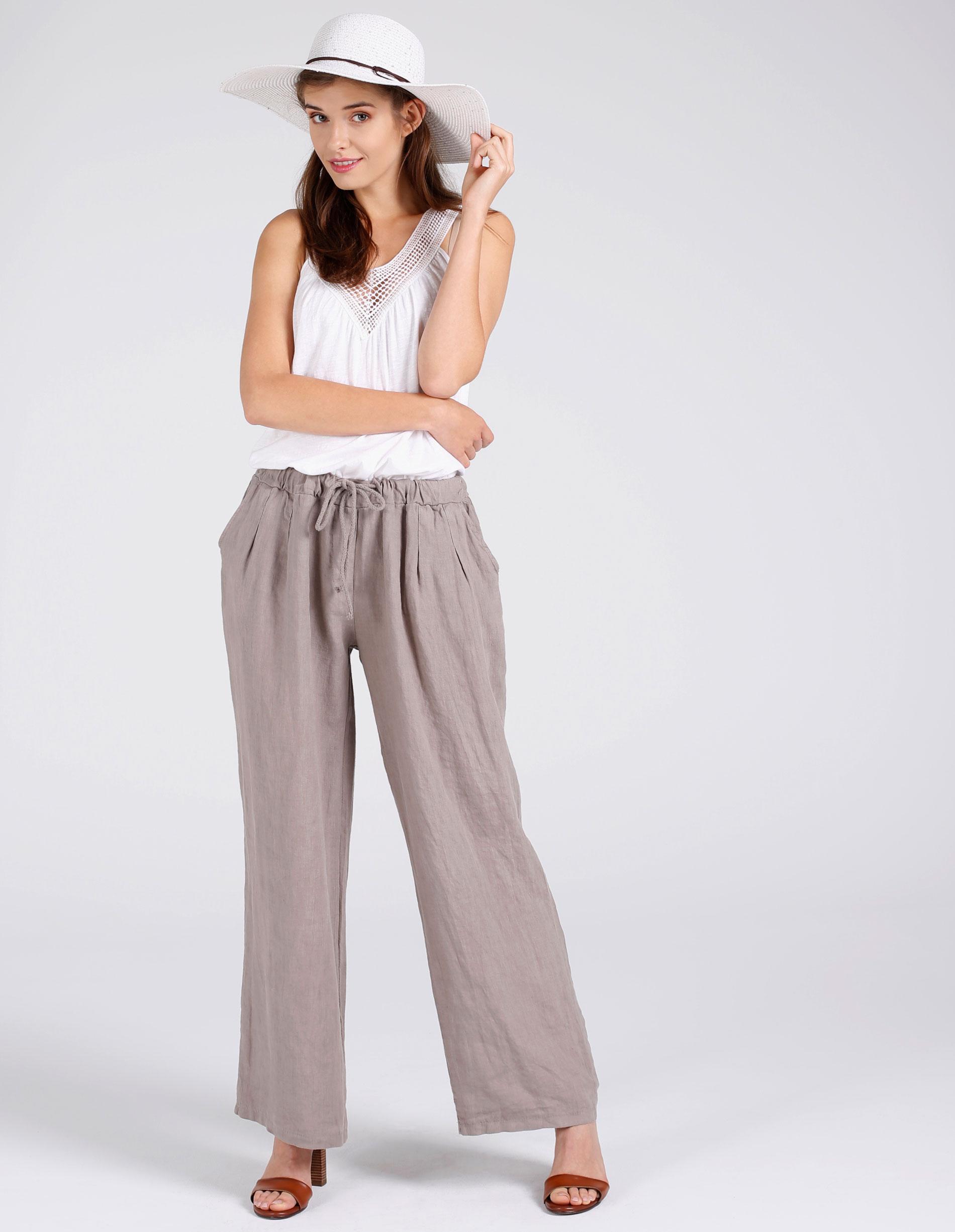Spodnie - 145-398 FANGO - Unisono