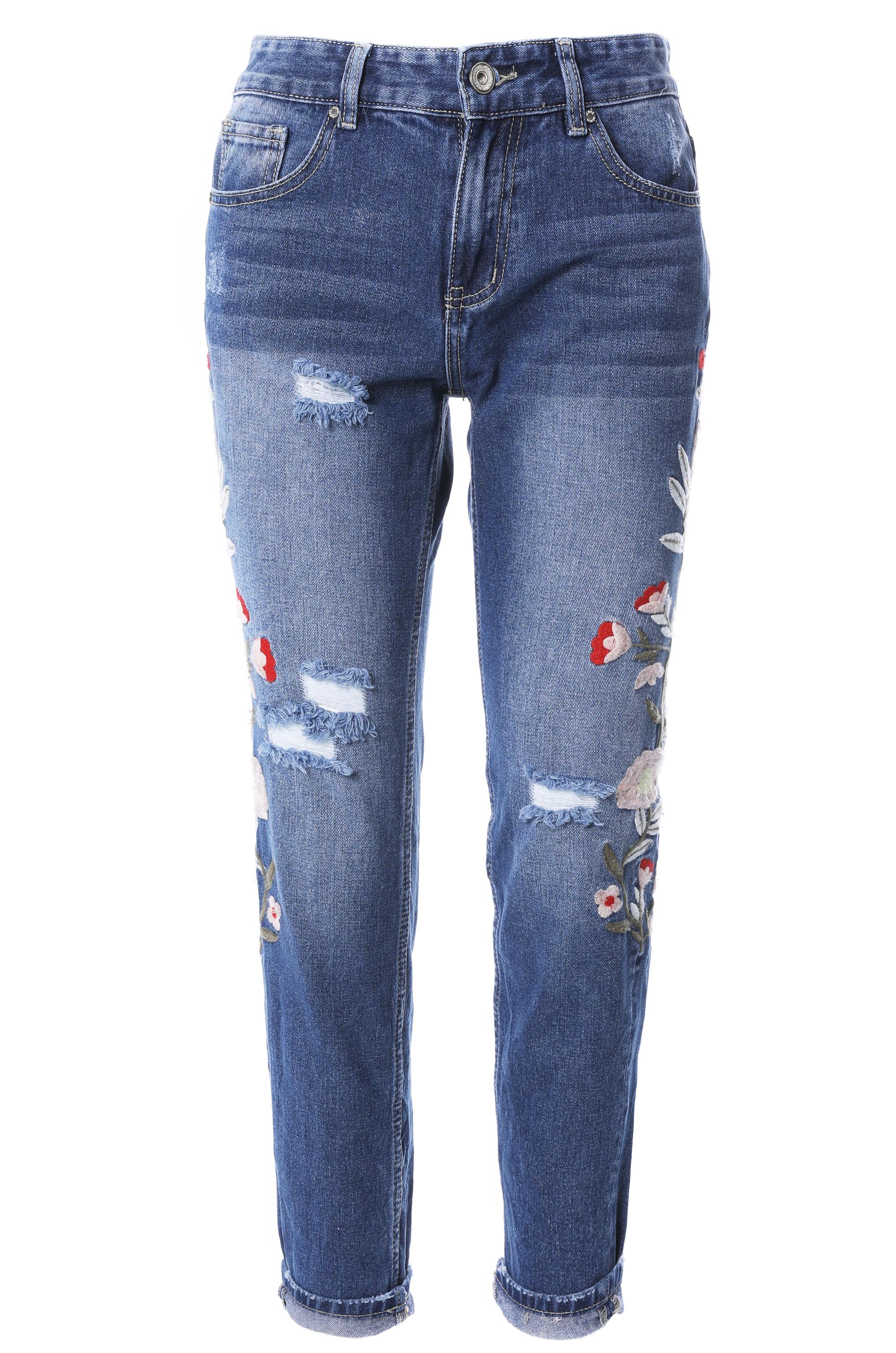Spodnie - 42-554 JEANS - Unisono