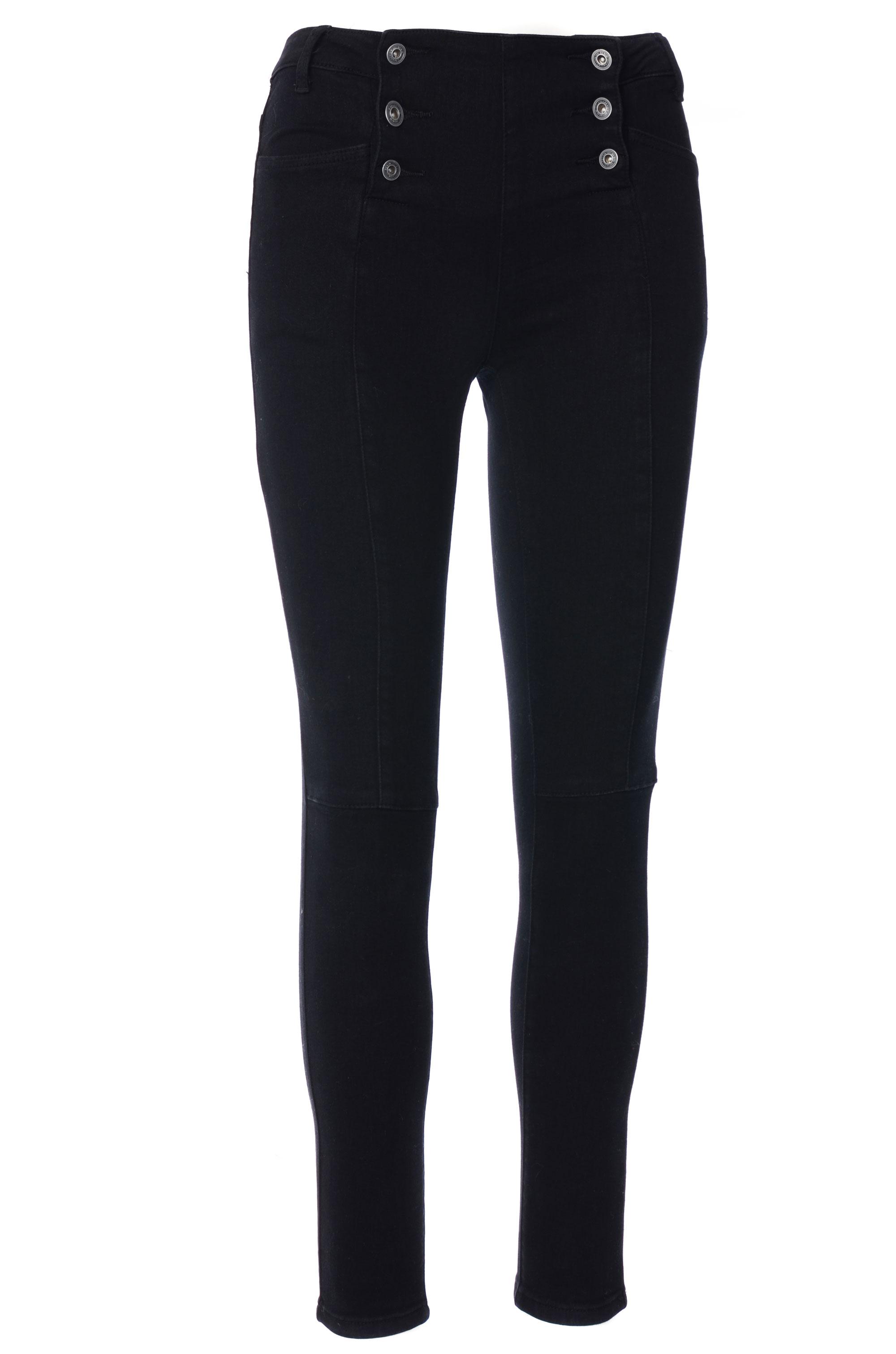 Spodnie - 70-4005 NERO - Unisono