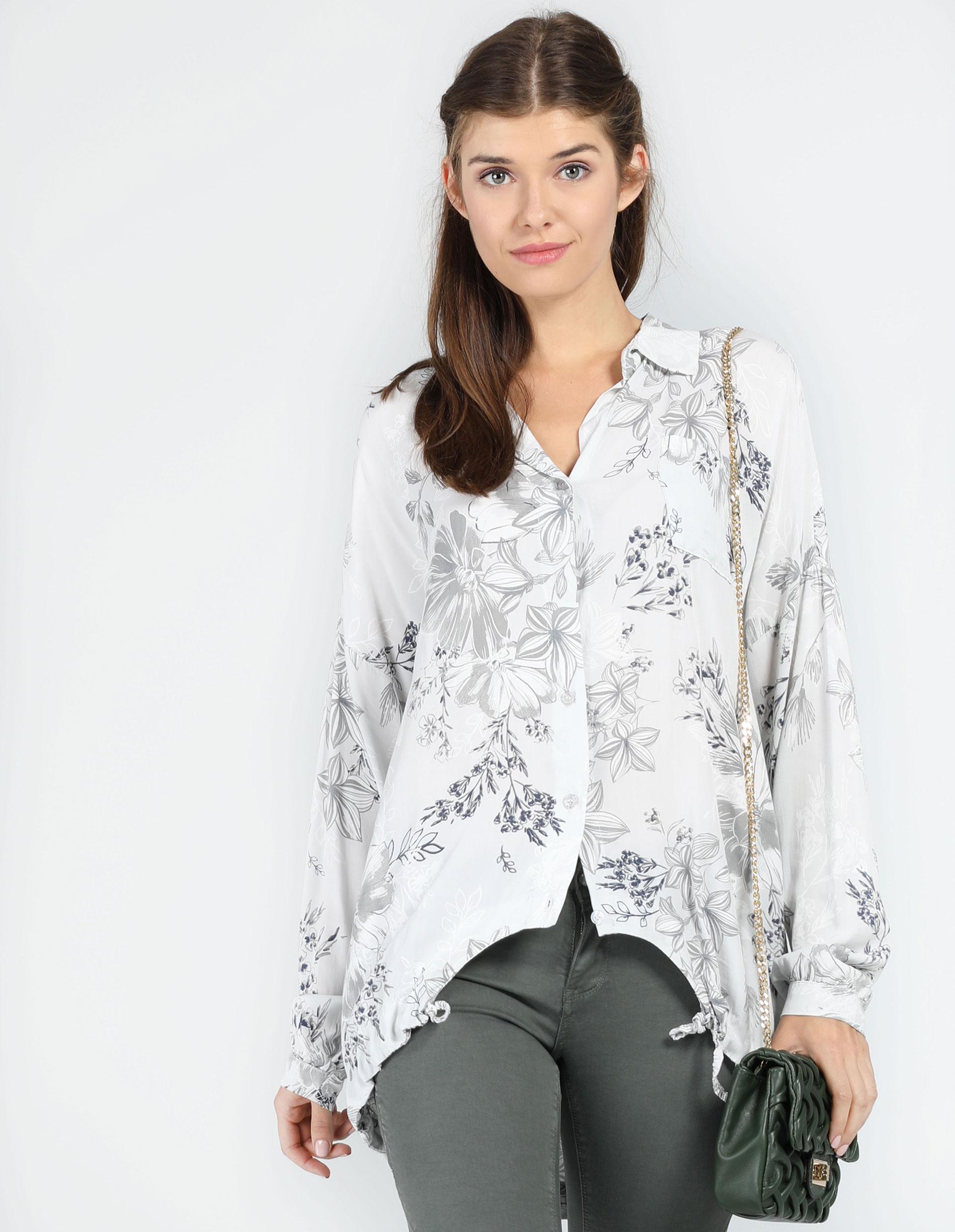 Koszula - 45-617 PERLA - Unisono