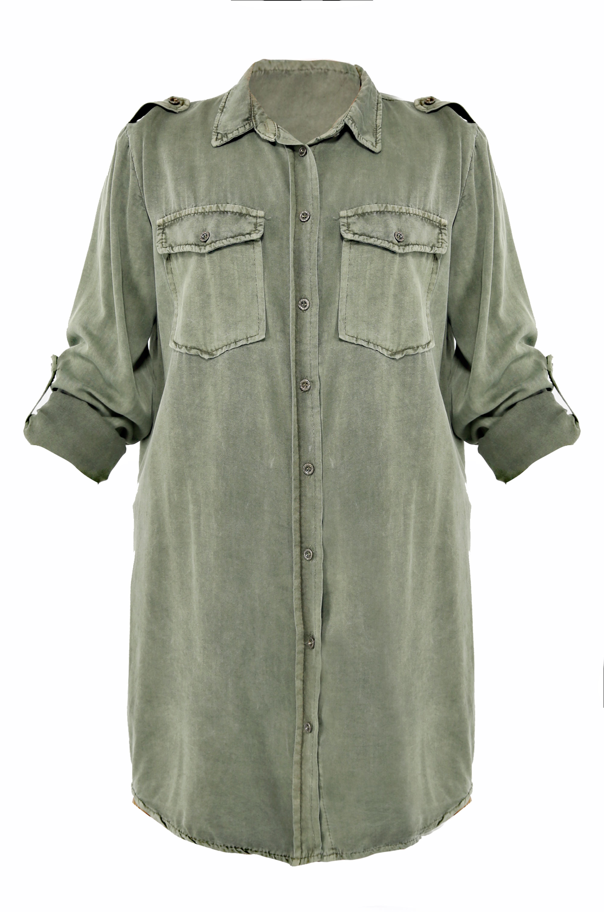 Koszula - 112-20038 MIL - Unisono