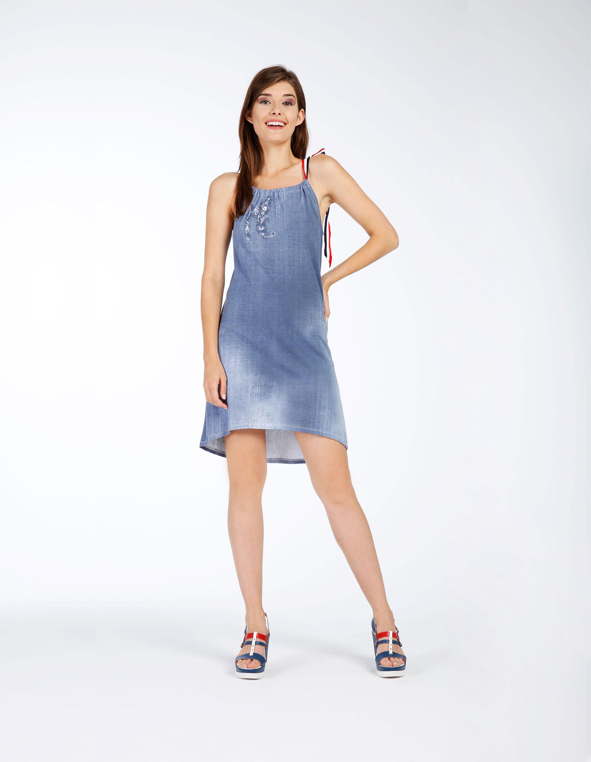 Sukienka - 96-11795 JEAN - Unisono