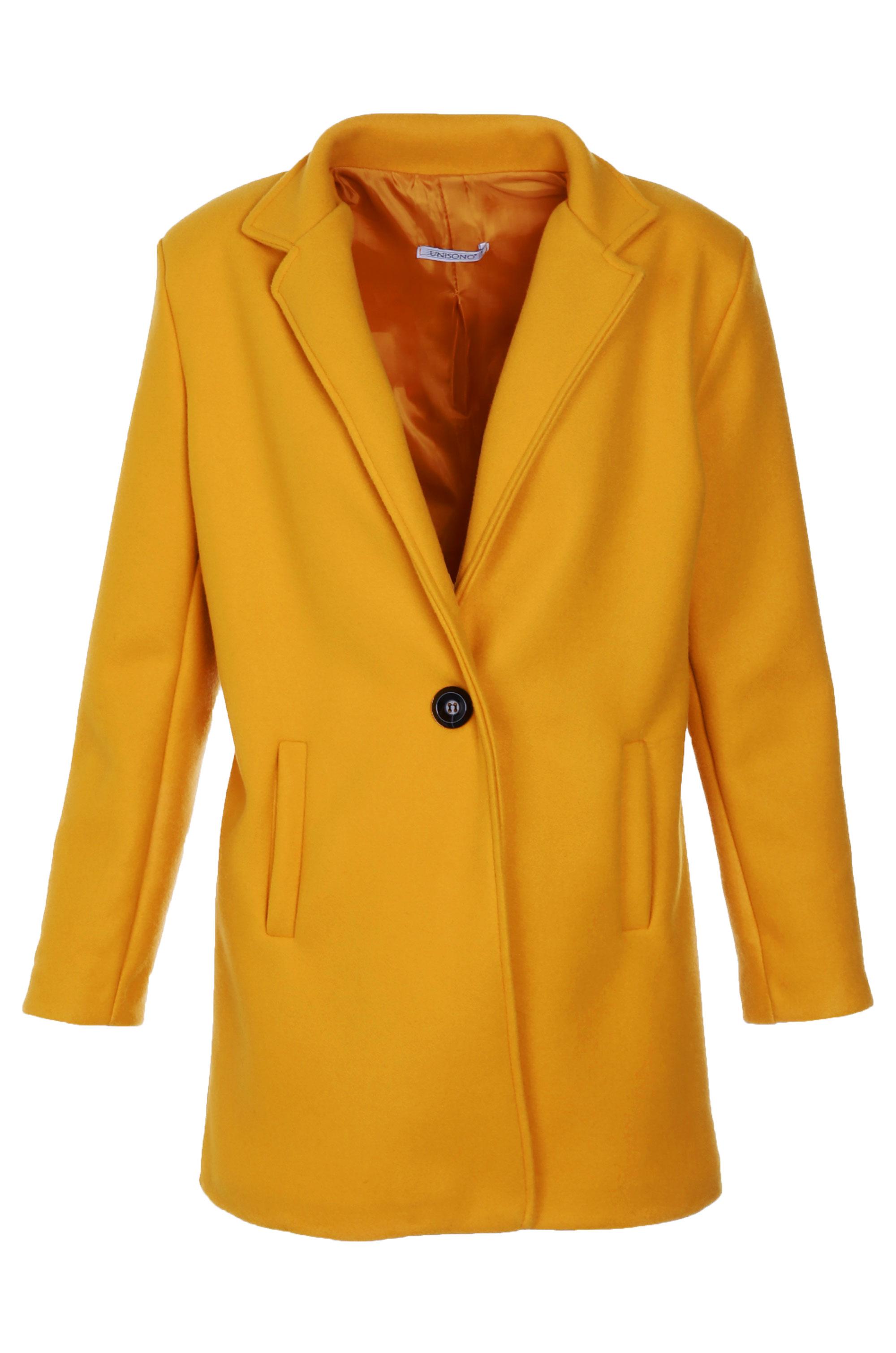 Płaszcz materiałowy - 65-6388 SENAP - Unisono